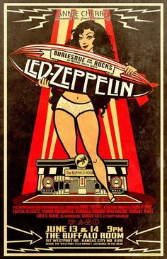 """$7.99 AUD - Mx11135 Led Zeppelin - English Rock Band Music Star 14""""X22"""" Poster #ebay #Collectibles"""
