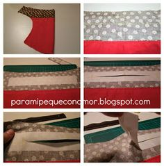 Para mi peque con amor: Riñonera con bolsillo de fuelle. Tutorial Valance Curtains, Home Decor, Craft, Amor, Sew, Outfits, Satchel Handbags, Purses, Fabric Purses