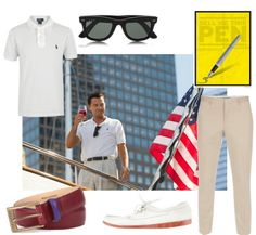 The Wolf of Wall Street Men's Style (2)
