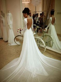 Berta-Elite Design wedding dress.  Yes!