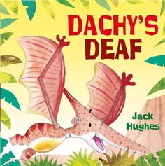 Dachy's Deaf - Dachy wears a hearing aid. But sometimes, when his friends get too noisy, he likes to turn it off to get some peace and quiet. One day, when his hearing aid is off, Dachy falls asleep and ends up floating down the river towards a waterfall and a hungry crocodile. Can his friends rescue him in time?