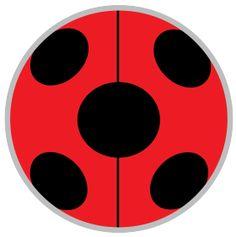 Ladybug logo--- http://sheenath.tumblr.com/post/131375384886/finally-finished-making-the-ladybug-and-cat-noir