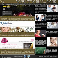 Vieraile sivustollamme http://tunturimedia.fi/yritysilme lisätietoja yritysilme.yritysilme tahansa yritys on kasvot,edustus,että yhtiön ydin julkisesti.Se on persoonallisuutta yritys,joka menee mukaan sen työ tyyli ja kulttuuri.Yritysilme tahansa yritys auttaa rakentamaan sen brändin suunnittelu ja saavuttaa asetetut tavoitteet onnistuneesti.