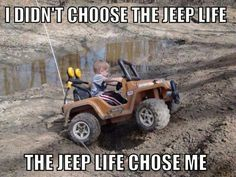 When did the #Jeep life choose you?