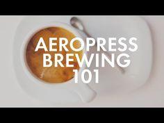 Aeropress brewing 101