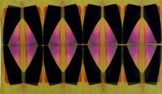 hand dyed shibori cloth by Elin Noble
