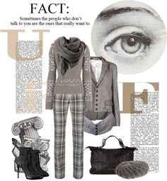 """""""Untitled #240"""" by iggy-rouvinen ❤ liked on Polyvore"""