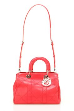 Dior Small Granville Satchel In Geranium - Beyond the Rack New Handbags 9ed0b24139ded