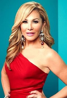 Looks like Adrienne Maloof is trying out for Cougar Town! With her divorce from plastic surgeon Paul Nassif finally settled, she has moved on to a much, much younger man. The Real Housewives of Beverly Hills star is reportedly dating Sean Stewart, who is 20 years younger. He also happens to be the son of a HUGE star!