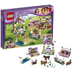 Lego Friends  41057 the Big Horse Show * Find out more about the great product at the image link.