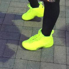Nike Neon Foam Posites Neon foam Posite Nikes Nike Shoes Sneakers - Adidas Shoes for Woman - Nike Free 4.0, Nike Free Shoes, Nike Shoes Outlet, Nike Neon, Nike Air Max Running, Running Women, Runs Nike, Sneakers Fashion, Fashion Shoes