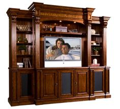 Entertainment Center Wall Units And Entertainment On
