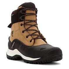 Adidas Holtanna II CP Primaloft Boot - Men's Cardboard / Black / Chalk White 8 Adidas Outdoors http://www.amazon.com/dp/B00GX1Q61M/ref=cm_sw_r_pi_dp_WUqvwb1Q6PZZZ