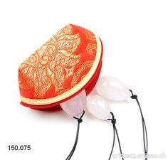 Pochette rouge - dorée pour Oeufs Yoni, avec fermeture éclair. OFFRE SPECIALE Saddle Bags, Red Clutch, Crystals, Zipper Pulls, Bag