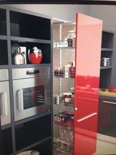 Kitchen drawers..