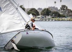 """Junior sailors practice on the eve of """"A Gathering of the Eagles"""""""