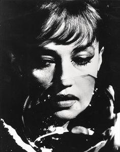 Jeanne Moreau in Eva, directed by Joseph Losey, 1962
