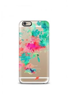 Casetify - iPhone 6 Case - Watercolour Pond