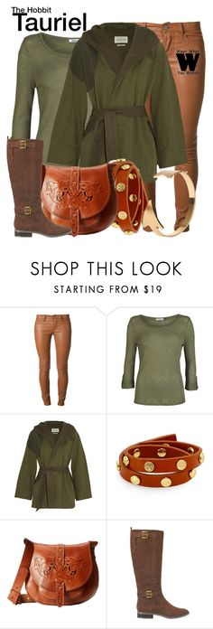 """The Hobbit"" by wearwhatyouwatch ❤ liked on Polyvore featuring Current/Elliott, ONLY, Étoile Isabel Marant, Tory Burch, Patricia Nash, Nine West, Monki, wearwhatyouwatch and film"