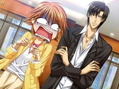 """This is a manga...Its call """"Skip Beat""""    there is a TV in Taiwan that just started to air, based on this book! <3"""