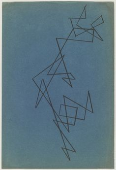 Single Angular Line | Aleksander Rodchenko http://www.moma.org/collection/browse_results.php?criteria=O%3AAD%3AE%3A4975&page_number=12&template_id=1&sort_order=1