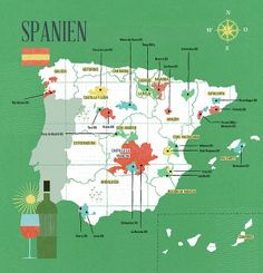 Spain by chipirilox, via Flickr