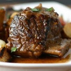 Braised Short Ribs (crock Pot) Recipe