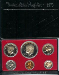 1973 US Proof Set in Original Government Packaging * Click image for more details. Note: It's an affiliate link to Amazon