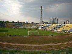 Baseball Field, Romania