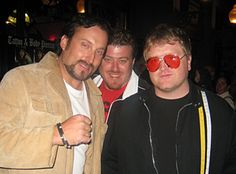Trailer Park Boys John Paul Tremblay Robb Wells And Mike Smith Turned Tattoo Sunnyvale Trailer Park, Trailer Park Girls, There Goes My Hero, Nurse Jackie, Classic Trailers, Mike Smith, Actors Images, Music Tv, Popular Culture