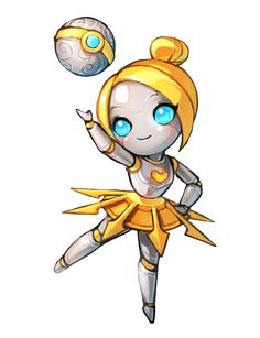 Orianna Build Guide : The Lady Of Clockwork: We are as One :: League of Legends Strategy Builds
