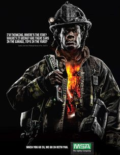 Mine Safety Appliances: The Fire Inside - John