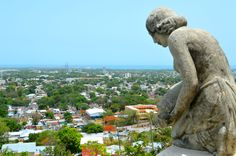 """Ponce, also known as """"the pearl of the south"""" has a reputation. This reputation changes depending on who you speak with. Among locals, it's known as botha beautiful city with great rum and arough areathat should be evacuated come nightfall. To me, it's known asthe birthplace of Hector Lavoe,a salsa legend and the artistbehind many ..."""