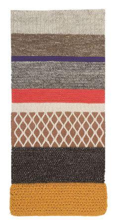 Gandia Blasco - Mangas Rectangular Wool Rug