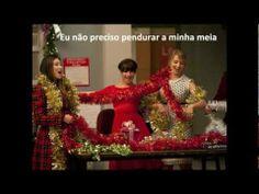 Glee (Mercedes Jones) - Tudo que eu quero para o Natal é Você (LEGENDADO Português)
