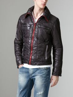 Padded Jacket by Just Cavalli on Gilt.com