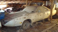 Amazing ! Check Out This Epic Barn Find In The Midwest!