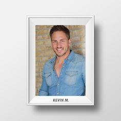 Finalist Kevin M.  #leadingsparesort #cover #contest #male #model #finalist