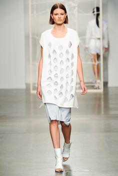 Tess Giberson Spring 2014 Ready-to-Wear Fashion Show