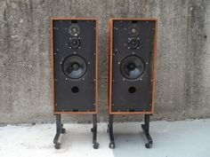 Spender BC-1 First box speaker that did not sound like a box.