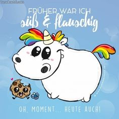Gift Ideas for Cooks [Creative and inexpensive] Unicorn Diy, Party Unicorn, Real Unicorn, Rainbow Unicorn, Unicorn Quotes, Halloween Drawings, Magical Creatures, Good Mood, Kawaii Anime