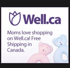 Well.ca Baby Deals Save up to $10 off Pampers