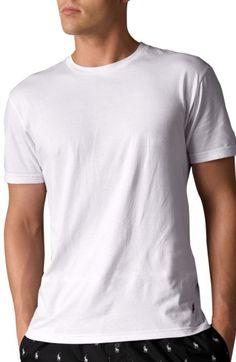 POLO RALPH LAUREN MEN'S BIG & TALL POLO RALPH LAUREN 2-PACK CREWNECK T-SHIRT. #poloralphlauren #cloth #