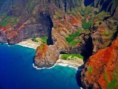 Na-pali, Hawaii