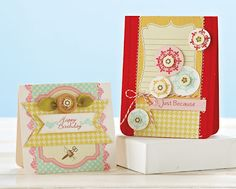 Betsy Veldman gorgeous cards...I just love her style!