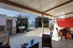 Villetta Lana 1 DX con giardino, vista mare e a soli 130 metri dalla famosa spiaggia di Punta Prosciutto in zona Punta Grossa