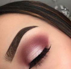 pinterest | h a l e y #maquillajeojos #GlitterEyeshadow
