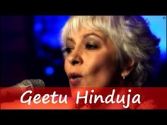 Geetu Hinduja talks about getting back to singing on New This Week