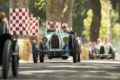 Classic Days 2014: Das Klassiker-Festival in Schloss Dyck (Bildergalerie, Bild 1) - MOTOR KLASSIK