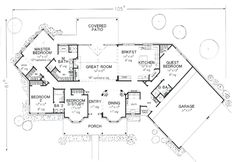 The Blanco House Plan